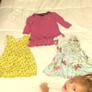 Girls 2T dresses